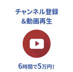 チャンネル登録、動画再生