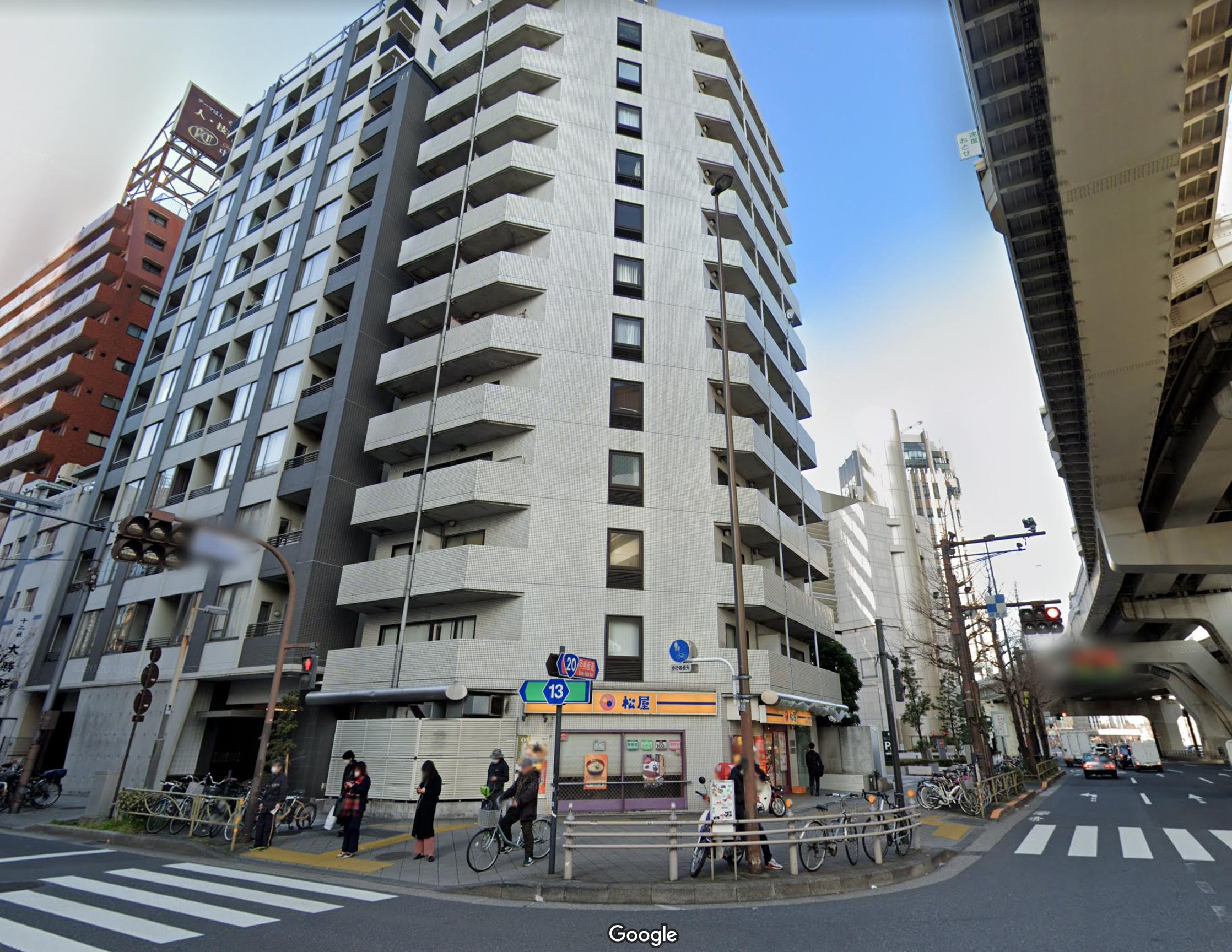 〒160-0023東京都新宿区西新宿3-7-21陽輪台西新宿1101