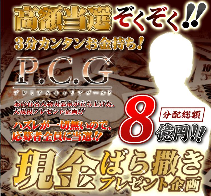P.C.G(プレミアムキャリアゴールド)